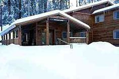 John Muir Lodge in Kings Canyon.  A rustic and heavenly spot.+