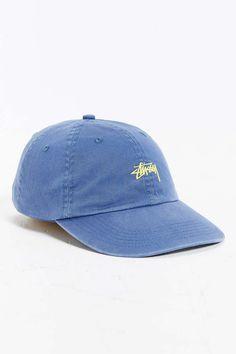 Stussy LoPro Baseball Hat b70f23928064