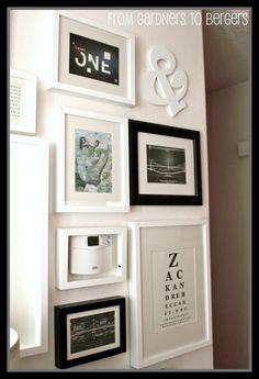 from Gardners 2 Bergers: ✥ Restoration Hardware Inspired Blueprint Art ✥ Restoration Hardware Inspired, Diy Wall, Diy Design, Home Decor Furniture, Diy Decor, Wall Decor, Diy Home Decor, Diy Wall Art, Home Decor