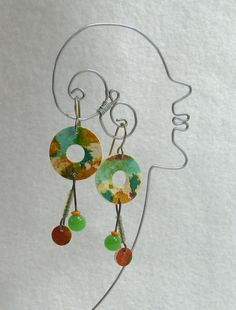 Lolly  Earrings by droolworthy on Etsy