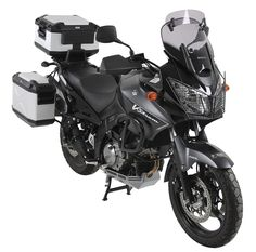 Lock-it Side Carrier - Suzuki DL 650 V-Strom up to 11'