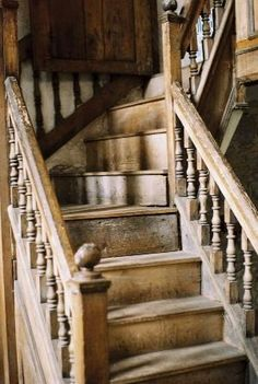 Old Stairs by Hercio Dias