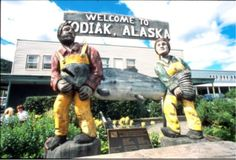 Welcome to Kodiak, Alaska Moving To Alaska, North To Alaska, Alaska Trip, Alaska Travel, Kodiak Alaska, Kodiak Island, Halibut Fishing, Ketchikan Alaska, Alaskan Cruise