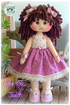 1 million+ Stunning Free Images to Use Anywhere Fabric Doll Pattern, Fabric Dolls, Doll Clothes Patterns, Doll Patterns, Crochet Dragon, Sewing Dolls, Doll Tutorial, Doll Hair, Soft Dolls