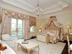 Princess Bedroom.