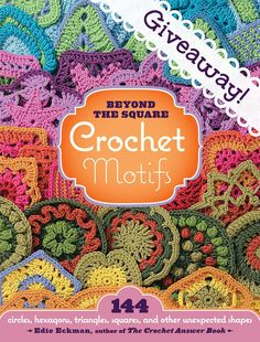 Crochet Book Giveaway via My Favourite Things