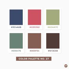 Color Palette No. Scheme Color, Color Palate, Colour Schemes, Color Combos, Color Patterns, Colour Palettes, Hex Color Codes, Web Design, Colour Board