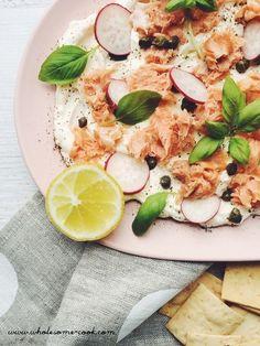 Scandi-style Salmon