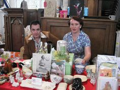 Vintage at Lanes Summer Fayre 2012