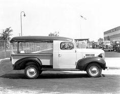 1939 Dodge Half-Ton Canopy Truck