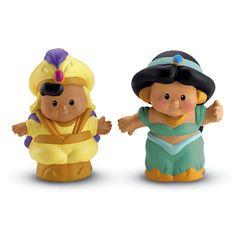 Little People® Disney Aladdin & Jasmine