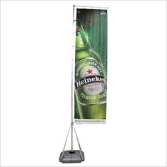 Flying Banner 5m With Water Base  When wanting to stand out, this outdoor 5m flying banner will certainly attract attention. It comes with a water-filled base for stability, and both base and the telescopic pole structure come in carrier cases for ease of transport. Size: Total Height: 5.4m Print: 4m (h) X 1.1m (w) Flying Banner, Telescopic Pole, Wall Banner, Stability, Flags, Banners, Things To Come, Cases, Display