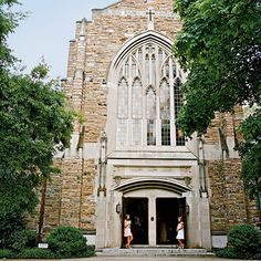 Built in 1928, the Wightman Chapel in Nashville is on the National Historic Register.