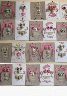 It's amazing what you can create out of the humble egg carton. Here is a list of 22 egg-cellent egg carton craft ideas to try with your children. Kids Crafts, Projects For Kids, Diy For Kids, Recycled Art Projects, Egg Carton Art, Egg Carton Crafts, Egg Cartons, Classe D'art, Art Fantaisiste