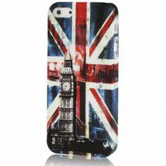 Union Jack, Coque Iphone, Iphone 5s, Plastic