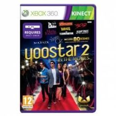 Kinect Yoostar 2 Game Xbox 360 | http://gamesactions.com shares #new #latest #videogames #games for #pc #psp #ps3 #wii #xbox #nintendo #3ds