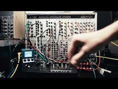 LOFI AMBIENT 03112016 // SQ1, A-100 & Monotribe  - 2x Doepfer A-110-1 going into a A-108 VCF8, on sequence per oscillator  - Some Monotribe going through the Zoom MS-70CDR  Recorded via my camera's audio input.