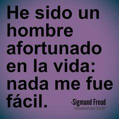 Frases de vida -Sigmund Freud