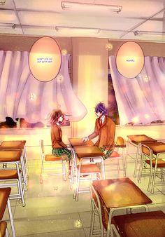 Chikyuu no Owari wa Koi no Hajimari 1 - Read Chikyuu no Owari wa Koi no Hajimari vol.1 ch.1 Online For Free - Stream 2 Edition 1 Page All - MangaPark