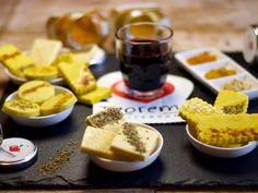 Innamorarsi in cucina: Frollini salati con Teorema Mediterraneo