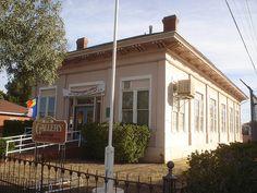 Douglas Public Library, Douglas, Arizona by thornydalemapco, via Flickr