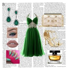 """Untitled #63"" by belma11 ❤ liked on Polyvore featuring Dee Keller, Oscar de la Renta, Lime Crime and Dolce&Gabbana"