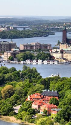 The city of a thousand islands - Stockholm, Sweden