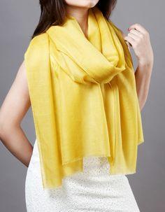 Ezma Souffle Stark Golden Yellow