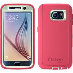 OtterBox Defender Series for Samsung Galaxy S 6 - Melon Pop - Verizon Wireless