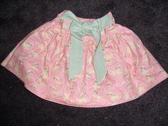 Jezebel skirt (pattern by Sadie James)