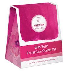 Wild Rose Facial Care Starter Kit