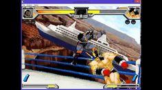 Kinnikuman Muscle Fight - Warsman
