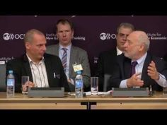 Economist's View  INET VIDEO: Varoufakis and Stiglitz 2015