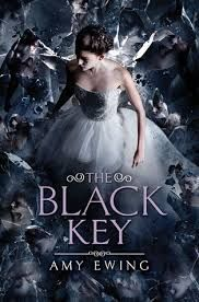 The Black Key, by Amy Ewing (released Oct 4, 2016). Book three of the Lone City Trilogy. Violet's sister Hazel has been taken by the Duchess of the Lake, and she must save both Hazel and the future of the Lone City.