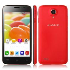 Jiake V3 4.5 Zoll Quad Core MTK6582 Android 4.2 GPS WiFi 1GB 8GB Smartphone