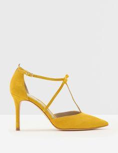 1796c96a375851 Jennifer T-Bar Heel Pumps. Flat BootsShoe BootsWomen s ...
