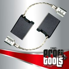 Kohlebürsten Kohlen für Bosch PWS 1800 1900 18-230 19-230 20-230 21-230 J  Top Qualität zu günstigen Preisen http://stores.ebay.de/D-P-Profitools