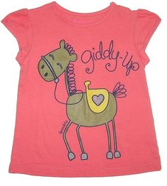 Girls Horse Clothes