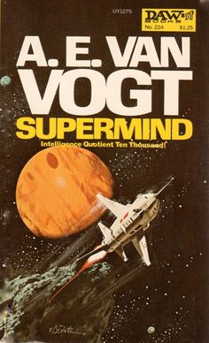 Supermind by A. E. van Vogt