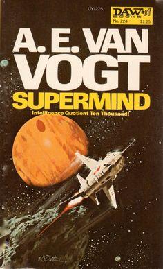Supermind by A. E. van Vogt
