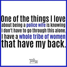 Police Wife, Words, Horse