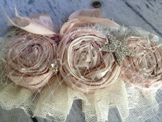 Evangeline Headband - Cozette Couture