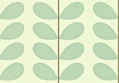 Harlequin Orla Kiely Wallpapers - Classic Stem - Bird's Egg 110390