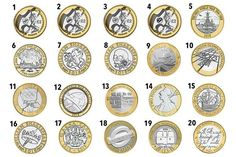 Rarest and most valuable 2 coins in circulation revealed here is how to find out if you have one of the designs worth 40 Rare Coins Worth Money, Valuable Coins, Rare British Coins, Oil Rig Jobs, Metal Detectors For Kids, Underwater Metal Detector, Waterproof Metal Detector, English Coins, Coin Design
