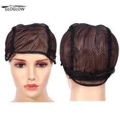 Flight Tracker M Size Wig Caps For Making Wigs 3pcs Top Quality Stretch Adjustable Straps Back Tools & Accessories Hairnets