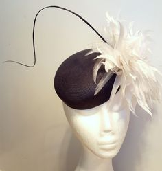 Catlyn  BY CESSIAH ALICE  #millinery #hats #HatAcademy