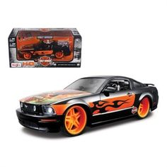 2006 Ford Mustang GT 1:24 Model