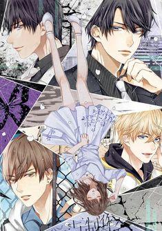Anime Cupples, Fanarts Anime, Anime Art, Anime Couples Drawings, Anime Couples Manga, Handsome Anime Guys, Cute Anime Guys, Anime Picture Boy, Anime Couple Kiss