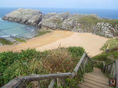 Playa de Somocuevas, Piélagos, Cantabria