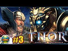Thor God of Thunder DS parte3 Asgard